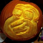 pumpkin carvings family guy glenn quagmire 1