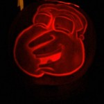 pumpkin carvings family guy glenn quagmire 2