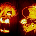 pumpkin carvings family guy stewie griffin 7