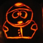 pumpkin carvings south park 3