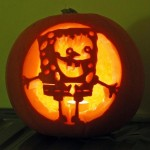 pumpkin carvings spongebob squarepants 11