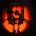 pumpkin carvings spongebob squarepants 3