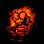 pumpkin carvings spongebob squarepants 7