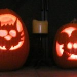 pumpkin carvings the simpsons itchy and scratchy 1