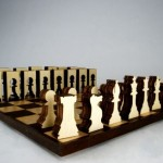 the sustainable chess set