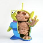 toy story alien doll anatomy design