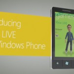 xbox live for WP7     1