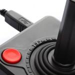 2600 usb classic joystick closeup