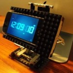 DIY iPhone LEGO Stand