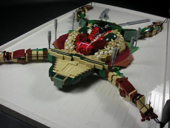 Dissection Lego 1
