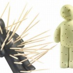 Fred Toothpick Holder