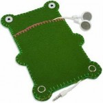 Frog Shaped iPhone Cozy