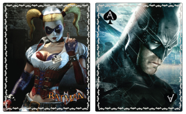Gaming Playing cards1