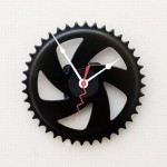 Gear Crank Wall Clock