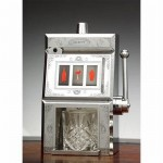 Godinger Slot Machine Liquor Dispenser