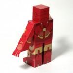 Iron Man paper toys3