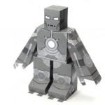 Iron Man paper toys4