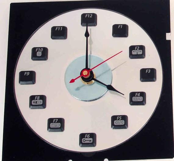 Keyboard Fuction Key Clock 1