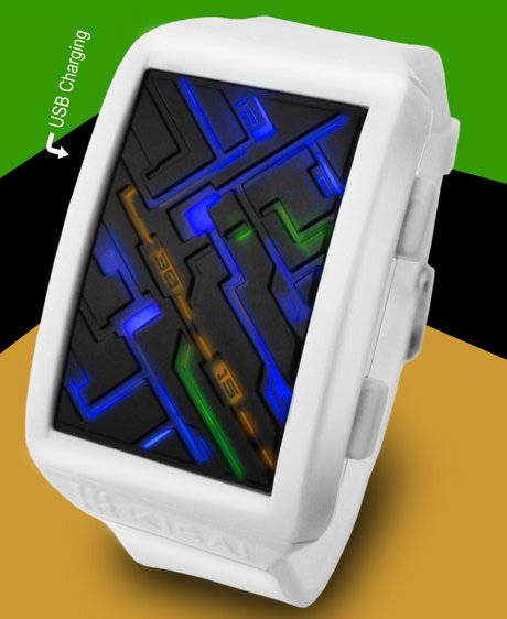 Kisai Transit LED Watch