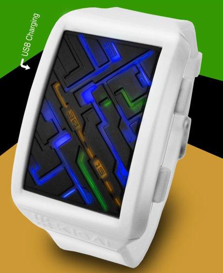 Kisai Transit LED Watch