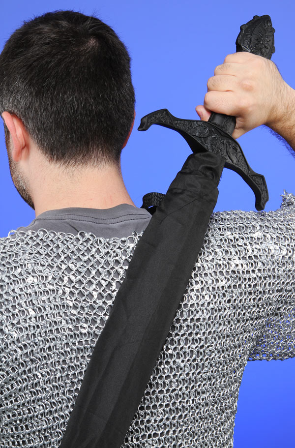 Knight sword Handle Umbrella