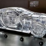 Lexus Transparent Car