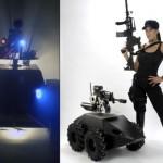 Mega Hurtz Tactical Robot 1