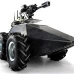 Mega Hurtz Tactical Robot 3