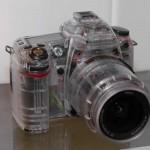 Nikon D80 Skelton Model