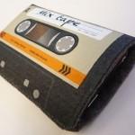 Orange Cassette Tape iPhone Case 2
