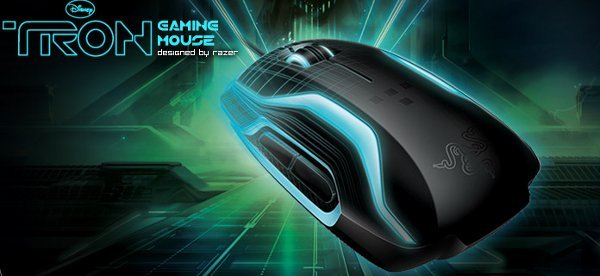Tron Gaming Mouse