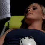 WheeMe Massage Robot In Action