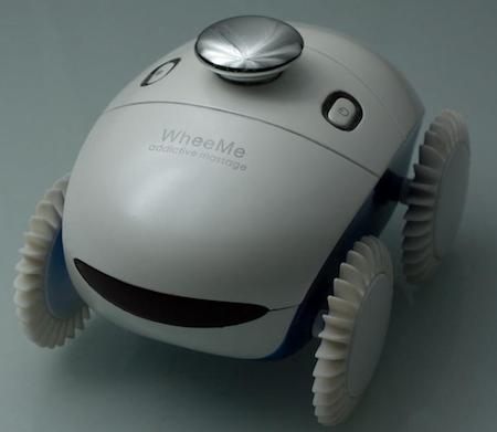 WheeMe Massage Robot