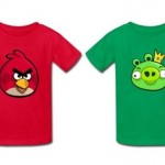 angry birds game collection angry birds shirts 1