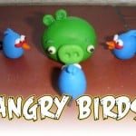 angry birds game collection art and craft design 2