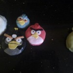 angry birds game collection cake design 3