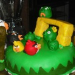 angry birds game collection cake design 4