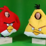 angry birds game collection costume designs 1