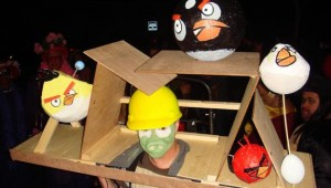 angry birds game collection costume designs 2
