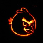 angry birds game collection halloween pumpkin carvings 3