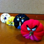 angry birds game collection halloween pumpkin carvings 4