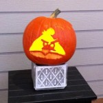 angry birds game collection halloween pumpkin carvings 8