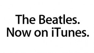 beatles albums on iTunes