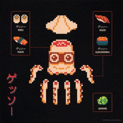 King Koopa Meat Diagram