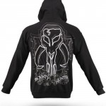 Bounty Hunter Hoodie Back