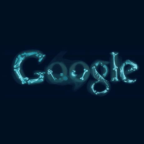 xray google doodle logo image