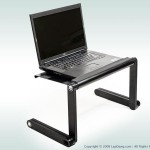 laptop stand lapdawg x4 design