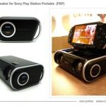 psp speakers