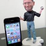 steve jobs art toy