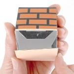 super mario papercraft cube